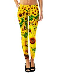 Sunflower Leggings $49.00