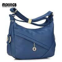 High Quality Retro Vintage Women's Genuine Leather Handbag,Women Leather Handbags ,Women Messenger Shoulder Bags Bolsas Feminina $19.98