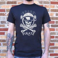 Space Pirate T-Shirt (Mens) $14.99
