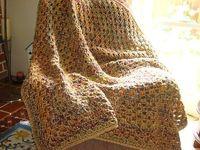 Ravelry: Giant Granny Crochet Afghan pattern by Lion Brand Yarn