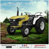 Force Tractors is one of the most trusted tractor brands in the Indian Tractor market. The brand manufactures best in class tractors which comes durable and reliable body. Each and every tractor manufactured by this brand are suitable and performs tremend...