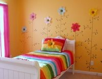 flowers, girl rooms and girl bedrooms.