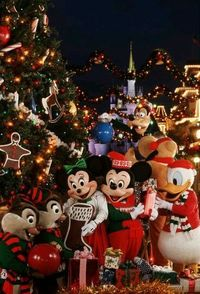 A Mickey's Christmas Party