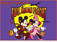 Cartoon halloween wallpaper 2014 image