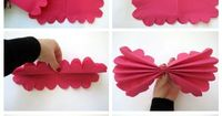 DIY How to Make a flower out of Paper Napkin