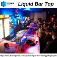 Liquid Bar Top