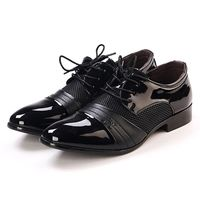 Price: $34.14 | Product: Men Business Oxford Casual Shoes in Lace-Up Pattern | Visit our online store https://ladiesgents.ca