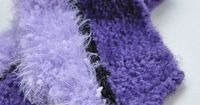 Purple Mood Scarf 1 - pattern - good website with lots of free patterns