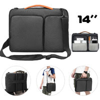 14 Inch Laptop Notebook Bag Messenger Bag Travel Bag Shoulder Bag