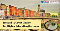 Ireland- A Great Choice for Higher Education Overseas
