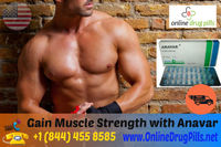 Anavar is an anabolic class of steroids that is used in improving the athlete performance and physical appearance in order to build up muscles and body. Another most important function of Anavar includes alleviation of pain in bones due to bone loss condi...