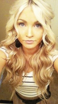 Hair Tutorial! How to curl your hair like this.