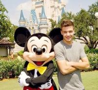 �€œLiam and Micky mouse!