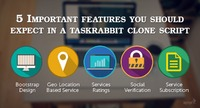 5 Important features you should expect in a taskrabbit clone script