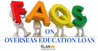 Four Most Frequently Asked Questions on Overseas Education Loan