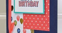 Stuck on Stampin': Creation Station Blog Hop - Big Day, Heidi Boos, Stampin Up, Sale-A-Bration