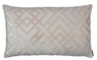 Karl Blush Large Rectangle Pillow by Lili Alessandra $375.00