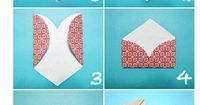 super cute! and great as I make many of my envelopes out of old paper and cardboard
