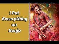 I PUT IN A LOT OF HAIR AND BEARD APART FROM BLOOD AND SWEAT FOR BANJO: RITEISH DESHMUKH