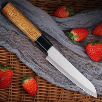 Paring Kitchen Knife Chef Knife Petty Santoku Home Cooking Tool $27.50