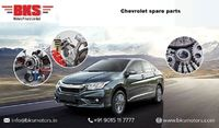 Buy Chevrolet spare parts online at BksMotors