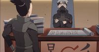 I will never get over this gif of Kakashi.