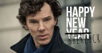 Happy New Year Sherlock.