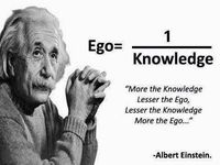 Drop the ego and give in.