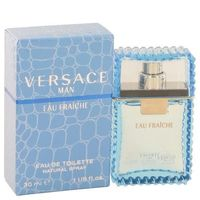 Versace Man by Versace Eau Fraiche Eau De Toilette Spray (Blue) 1 oz (Men) $45.00