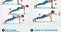 The Plank Workout That Will Tone Your Abs, Sculpt Your Tush, and Strengthen Your Arms | Women's Health Magazine