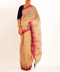 online shopping for bengal cotton tant sarees are available at www.unnatisilks.com