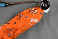 Stethoscope Cover - Clemson Tigers $7.99