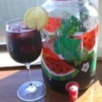 Calimocho (Kalimotxo) Recipe~Red Wine and Coca Cola