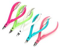 Nail and Cuticle Trimmers. Different Colours . Edge Side Cutting Pliers Scissors Nipper. £2.99
