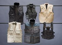 Jackets and vests to protect your camera equipment