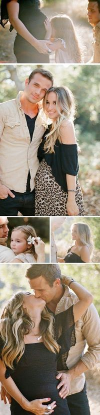 Beautiful Maternity/Family Photo Session - Ann Molen Photography/Fawn Over Baby