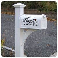 Hey, I found this really awesome Etsy listing at https://www.etsy.com/listing/166034939/disney-mickey-mouse-vinyl-mailbox