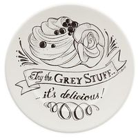 Beauty and the Beast Grey Stuff Plate - #BeOurGuest #BeautyandtheBeast It's Delicious!