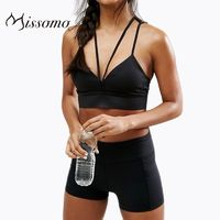 Vogue Sexy Sport Style Slimming Lift Up Lace Up Casual Underwear Bra - Bonny YZOZO Boutique Store