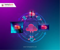 Cloud testing is defined as a Software Testing type that's check Cloud Computing services. Cloud computing is an internet-based platform that renders various computing services like hardware, software and other computer related services remotely. Th...