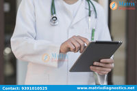 Matrix diagnostic centres are well known diagnostic services in Dilshuknagar with 100% best health packages with the latest equipment and technology for diagnosing in pathology, radiology and imaging.