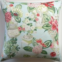 Bouquet Chinois Sky Pillow $305.00