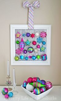 This sparkly advent calendar will get you in the festive mood for sure! #christmas