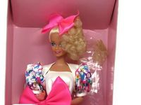 1990 Mattel Barbie Style Made for Applause $24.99