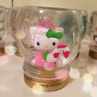 Cupcakes & Couture: #DIY Holiday Snow Globes