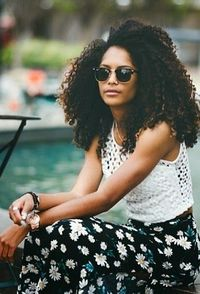 Amber is Naturally Glam! | Curly Nikki | Natural Hair Styles and Natural Hair Care