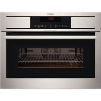 Shop for AEG-ELECTROLUX KM8403001M BUILT-IN OVENS 45CM COMPACT MULTI CONVECTION OVEN WITH MICROWAVE, PROSIGHT PLUS, STAINLESS STEEL 220-240 VOLT/ 50 HZ at SamStores. Buy today!  Price : $1,120.00