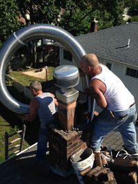 Chimney Liner Installation Long Island