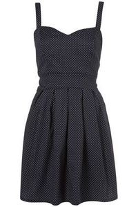 Polka Dot Dress Wal G