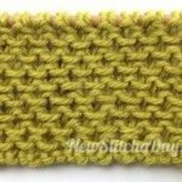 How to Knit the Loop Stitch